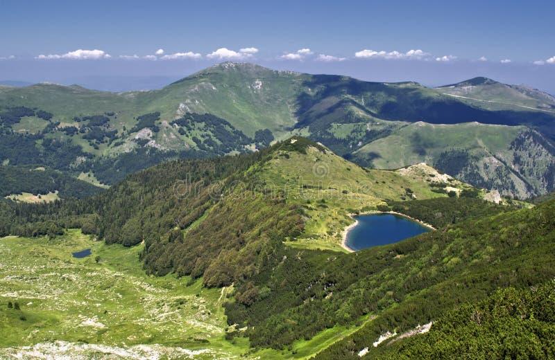 Ursulovacko jezioro zdjęcia stock