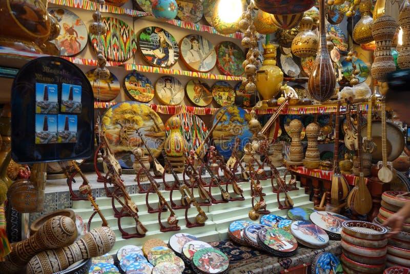 Urumqi, Uygur, instrument de musique national photos stock