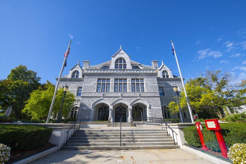 Urząd Legislacyjny New Hampshire, Concord, NH, Stany Zjednoczone Ameryki obraz stock