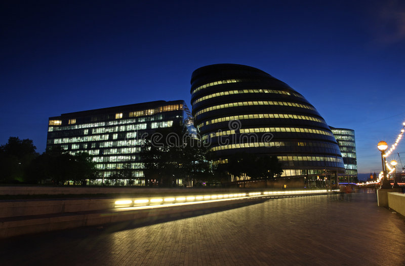 urząd miasta London s obraz royalty free