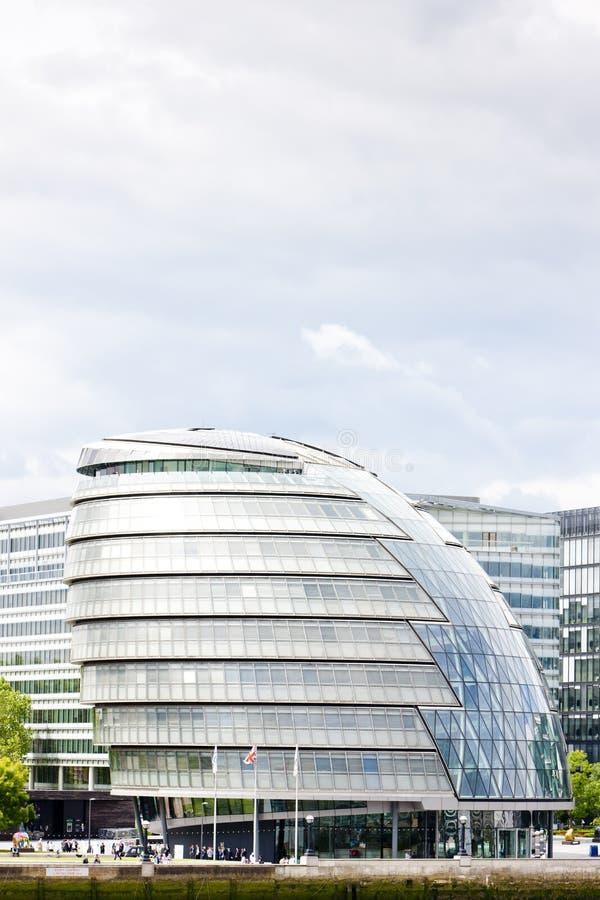 Urząd miasta, Londyn, Wielki Brytania obraz stock