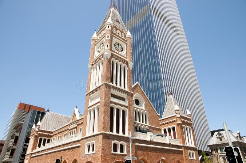 Urząd Miasta Perth, Australia - zdjęcia royalty free