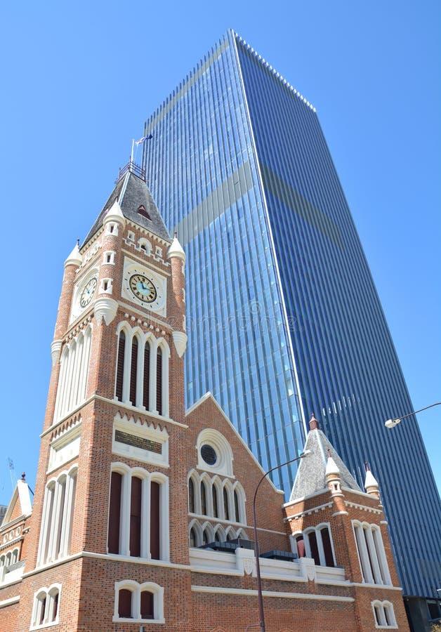 Urząd Miasta w Perth zdjęcia stock