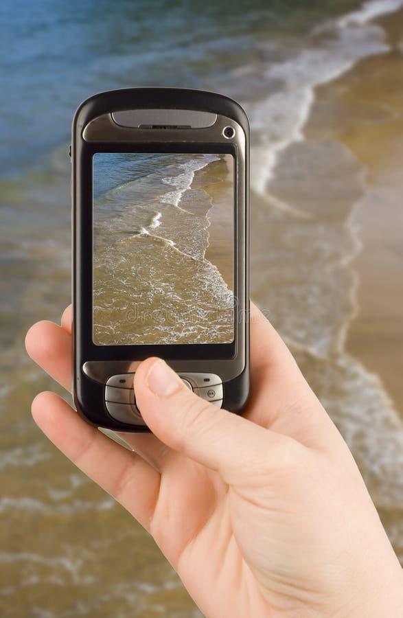 urządzenia technologii komunikacji gospodarczej zdjęcie royalty free