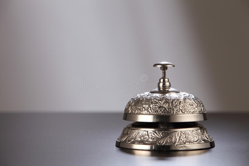 Usługowy dzwon zdjęcie stock
