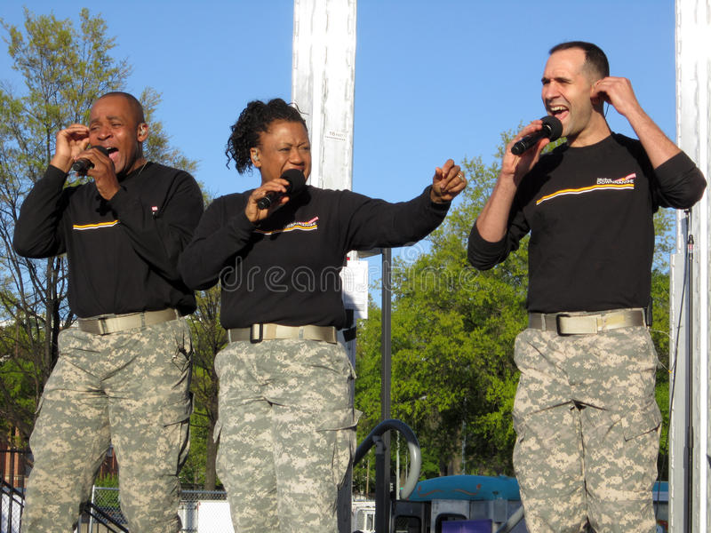 US Army Band Trio
