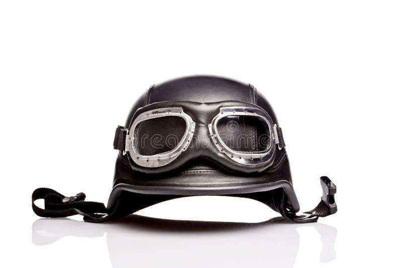 US ARMY motorcycle helmet stock images