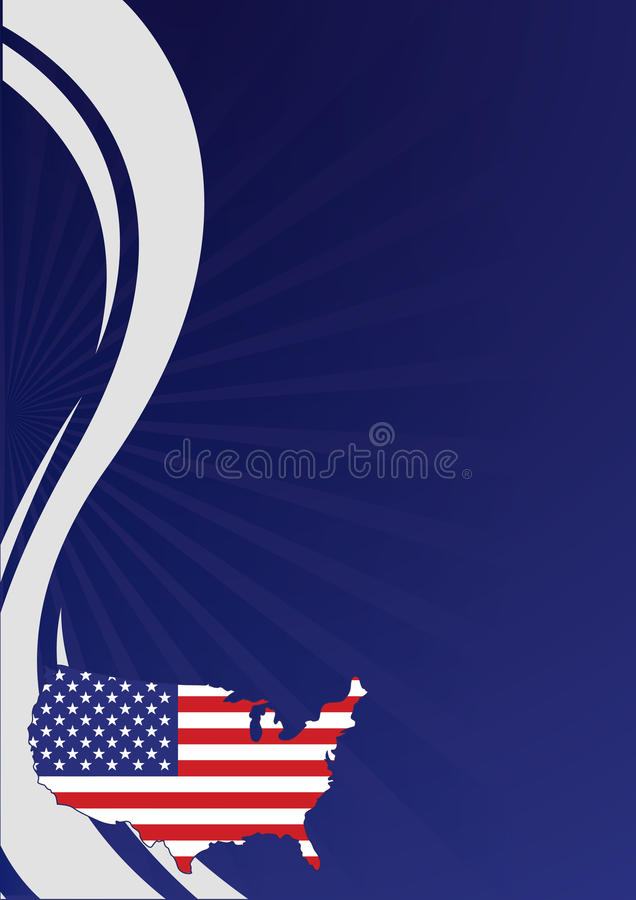 Download Us background stock vector. Illustration of labor, country - 19944272
