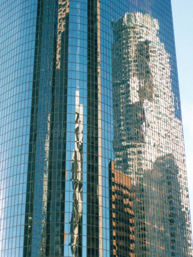 Free US Bank Tower Los Angeles Stock Image - 2057751