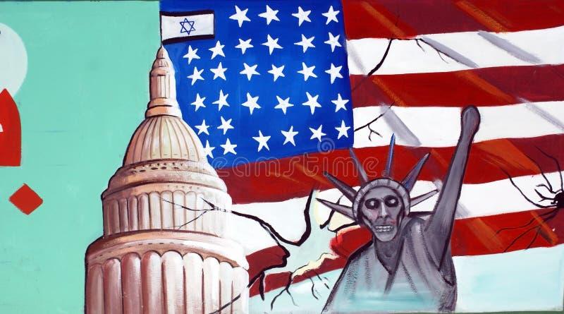 US-Botschaft in Teheran stockbilder