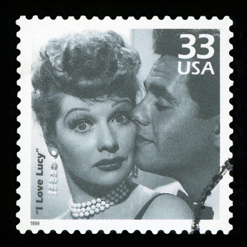 US-Briefmarke lizenzfreie stockfotos