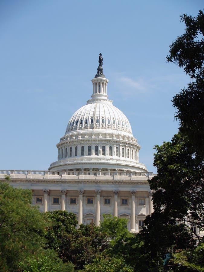 Download US Capital stock image. Image of washington, house, blue - 1023243