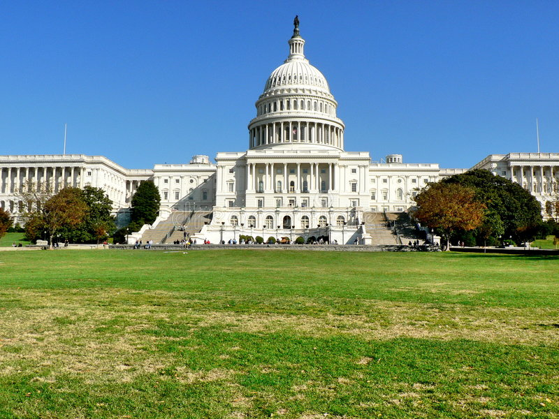 Download US Capitol Stock Image - Image: 1415821
