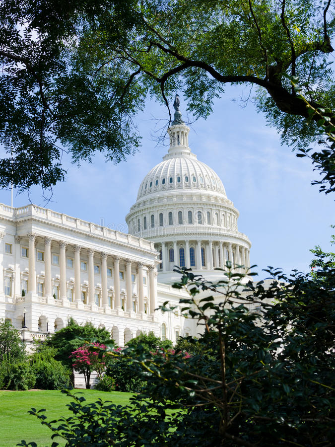 Download US Capitol Building , Washington DC Stock Photo - Image: 33517642
