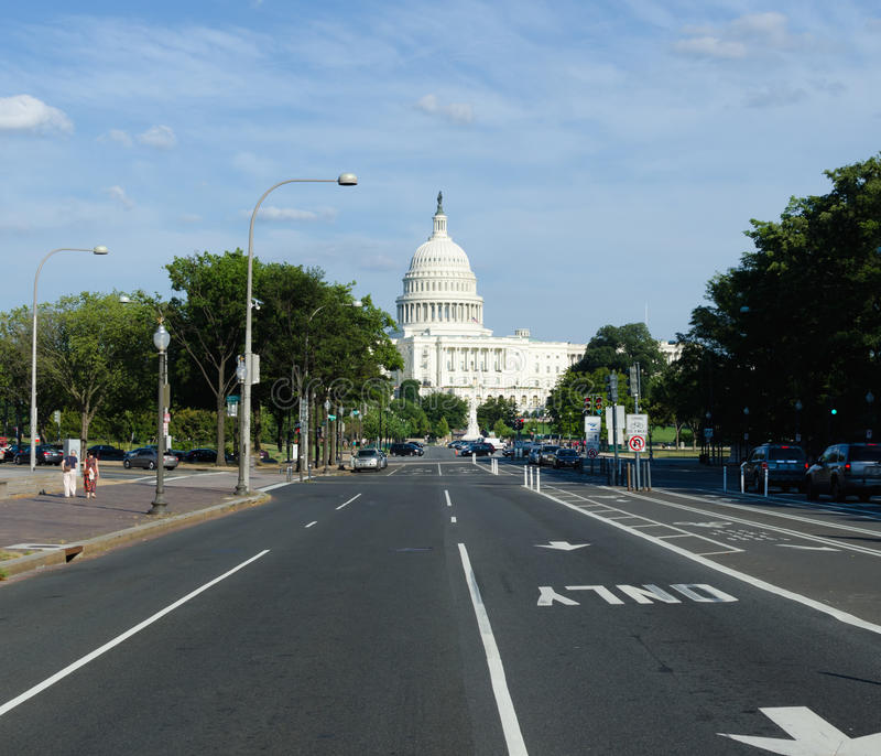 Download US Capitol Building , Washington DC Stock Image - Image: 33517677