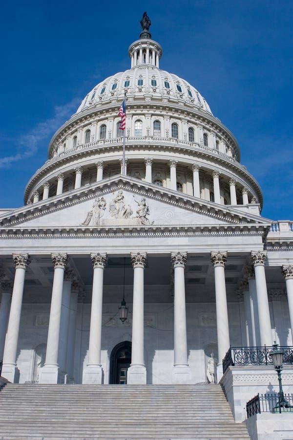 US Capitol Dome stock photo