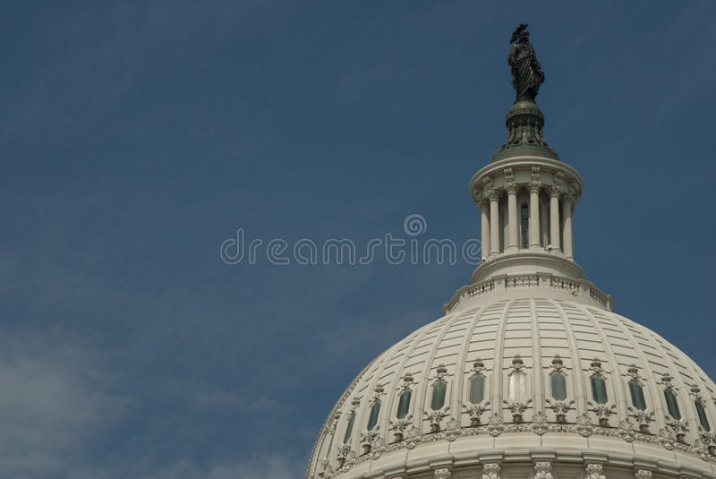 Download US Capitol Dome stock image. Image of architecture, washington - 12580403