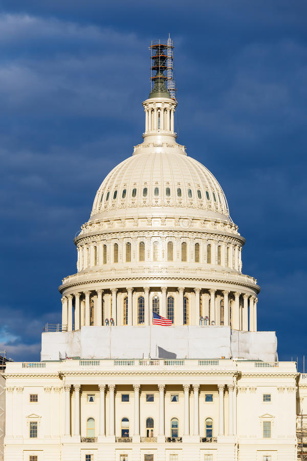 Download US Capitol dome stock photo. Image of government, politics - 25676098