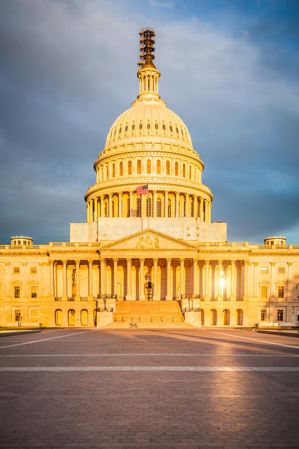 Download US Capitol stock image. Image of politics, history, capitol - 41881547
