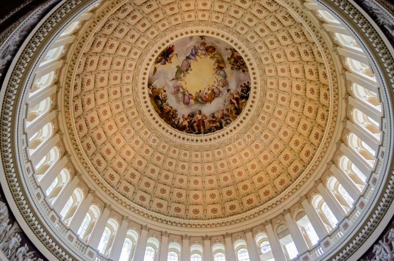 Download US Capitol Rotunda stock image. Image of culture, congress - 32327765
