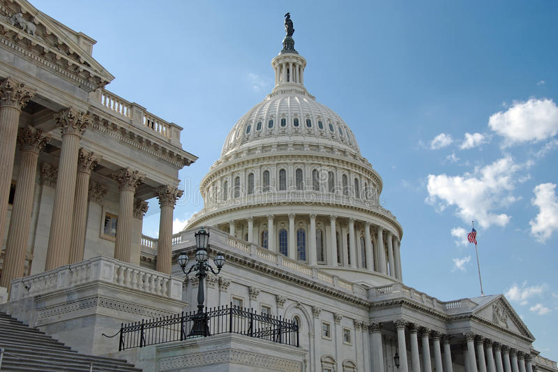 Download US Capitol In Washington DC Stock Photo - Image: 14811560