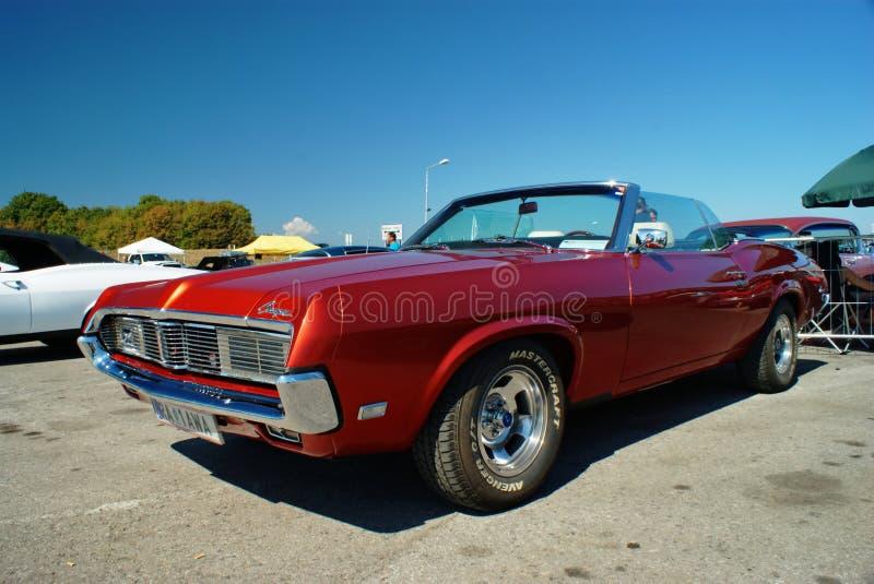 US car stock photography