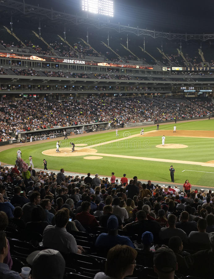 Download US Cellular Baseball Field editorial image. Image of america - 31405115
