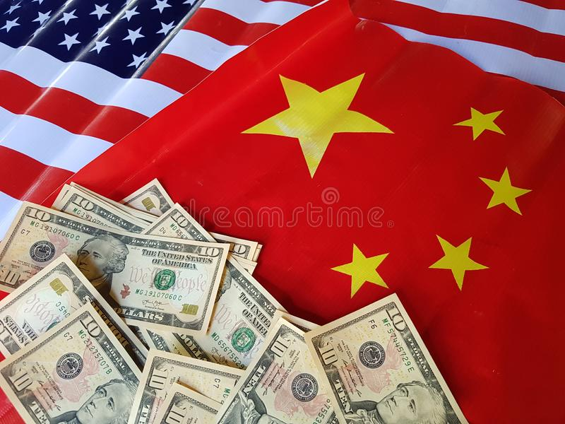 The US Chamber of Commerce calls. To give Complete comprehensive trade agreements and can resolve important trade issues with China.Rather than being an stock photos