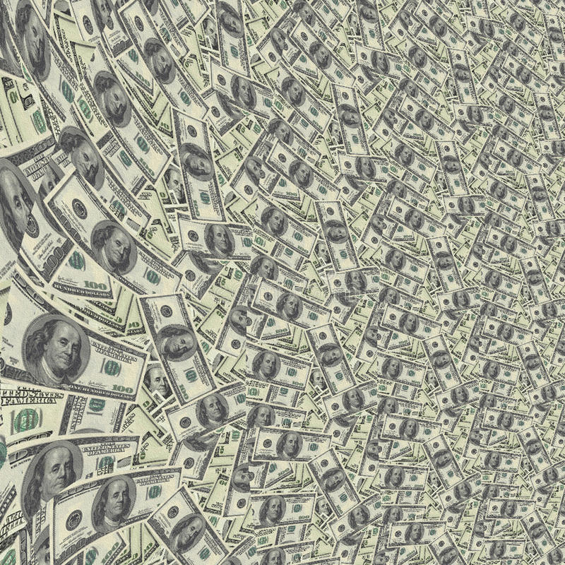 Download US Currency Background Royalty Free Stock Image - Image: 23668596