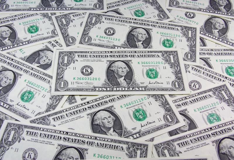US dollar cash background royalty free stock photo