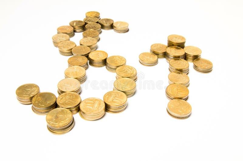 US dollar sign royalty free stock photos