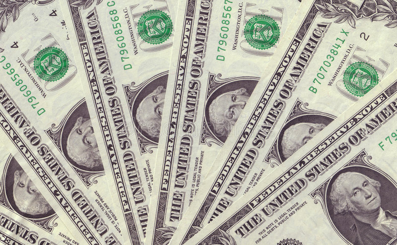 Download US Dollar Texture Background Stock Photo - Image: 1940588
