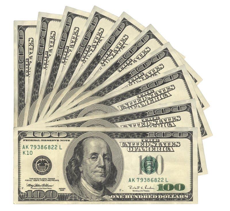 US-Dollars vektor abbildung
