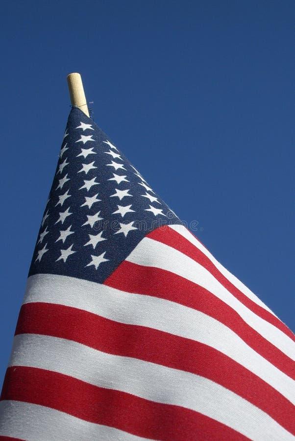Free US Flag Royalty Free Stock Photo - 261125