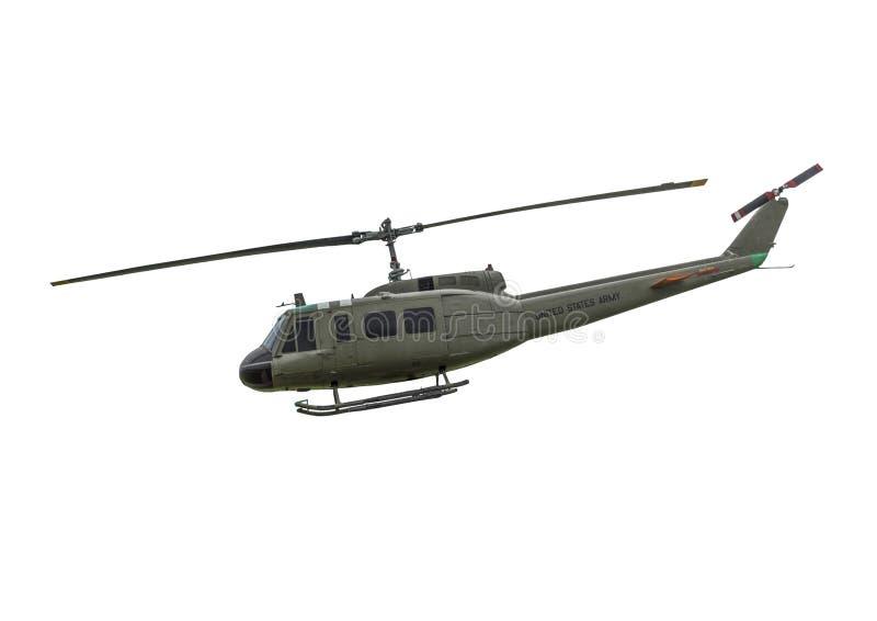 US-1 Huey直升机 免版税库存照片