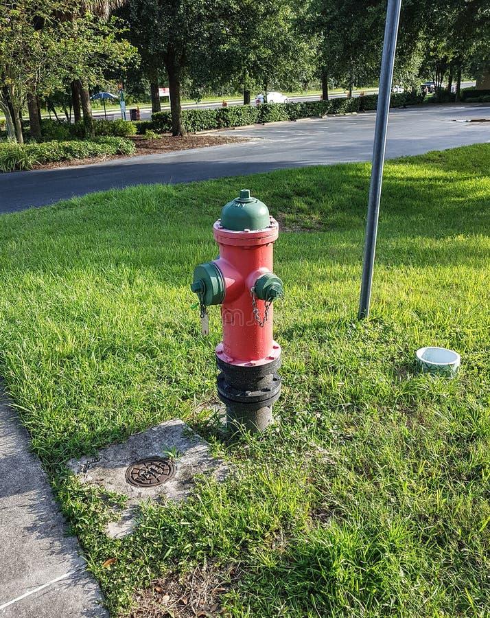 US-Hydrant lizenzfreies stockbild