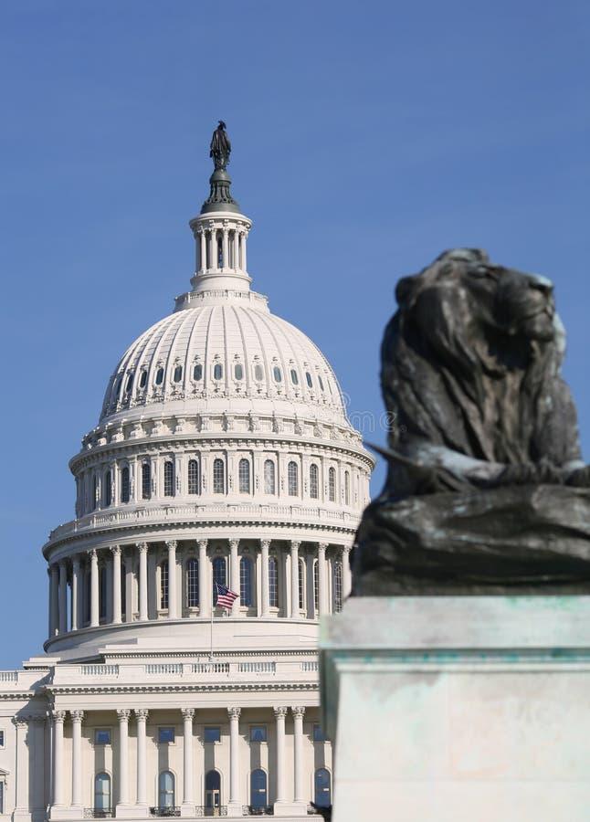 US-Kapitol lizenzfreie stockfotografie