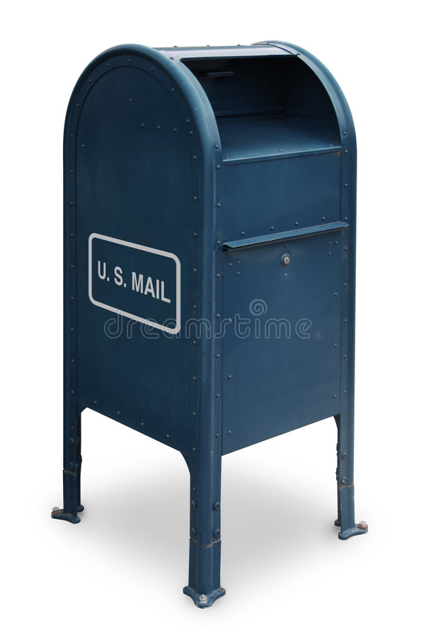 US Mail stock image