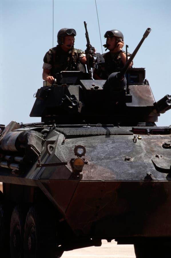 US Marines royalty free stock photos