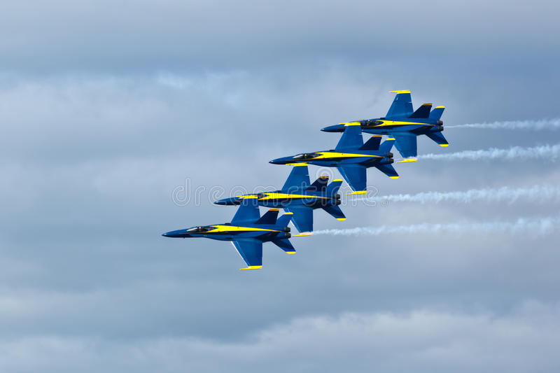 Download US NANY BLUE ANGELS Editorial Stock Image - Image: 26987109