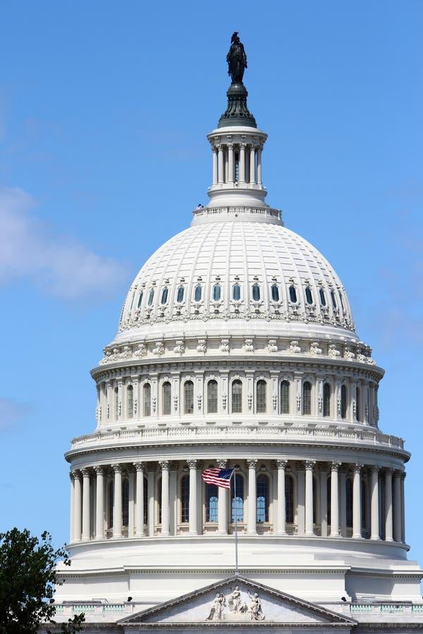 US National Capitol. In Washington, DC. American landmark stock images