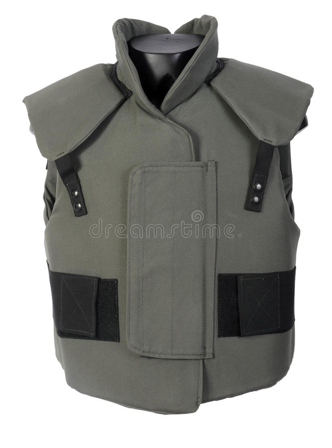 US Navy body armour royalty free stock photography