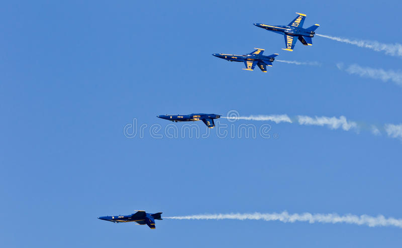 Download US Navy Demonstration Squadron Blue Angels Editorial Photo - Image: 16493416