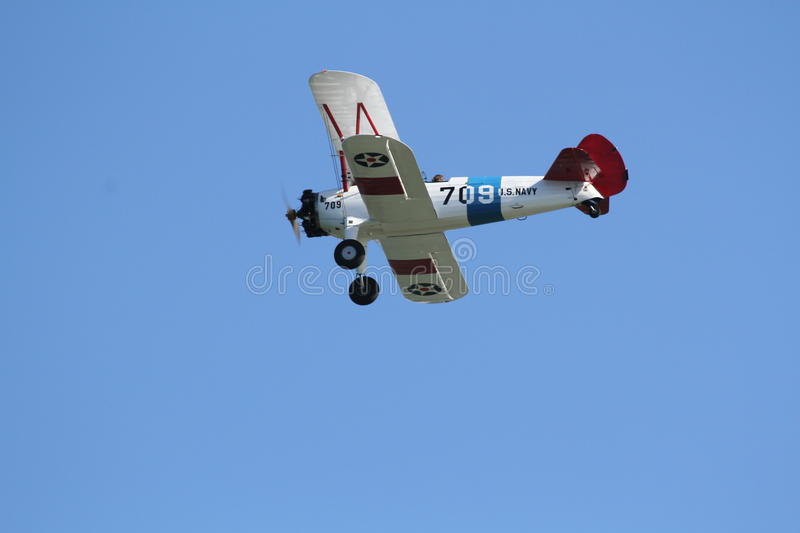 Download US Navy Stearman editorial photo. Image of wings, navy - 33447396