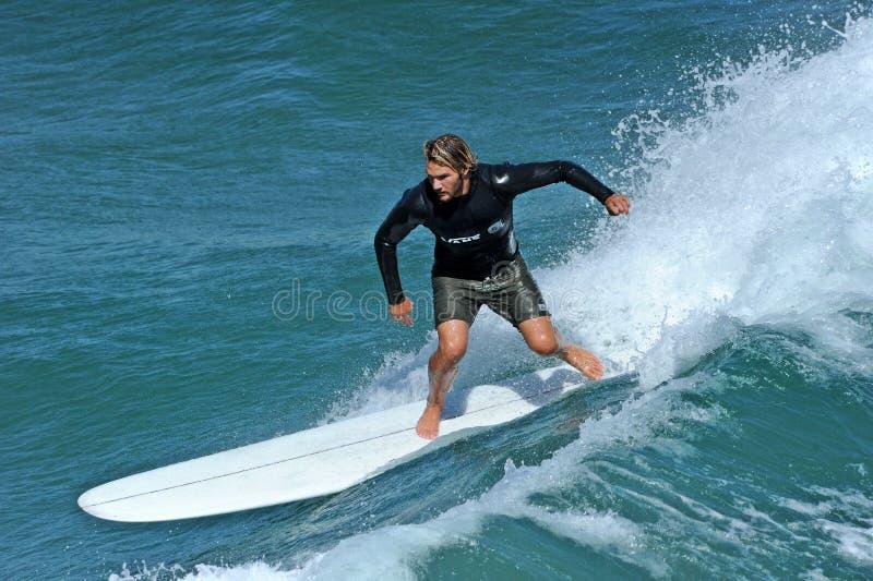 US Open de fourgons de surfer, Huntington Beach, 2019 image libre de droits