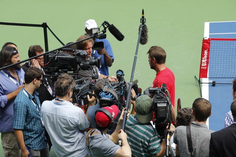 2014 US Open Editorial Photo