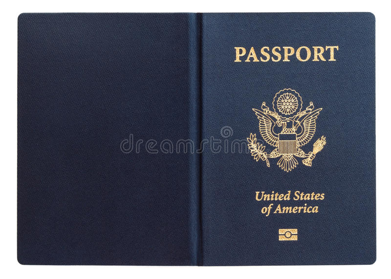 Download Us passport stock photo. Image of citizen, citizenship - 23891278
