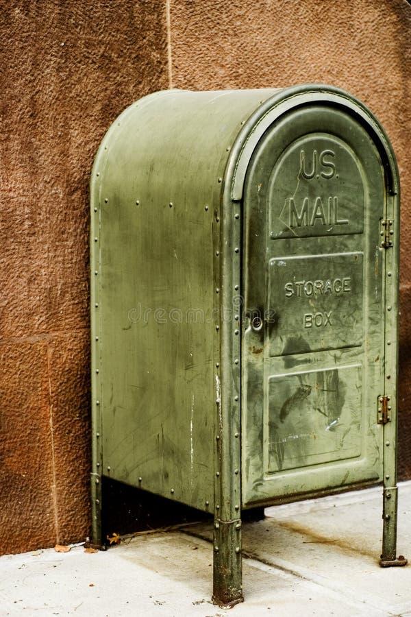 US-Post stockfotos