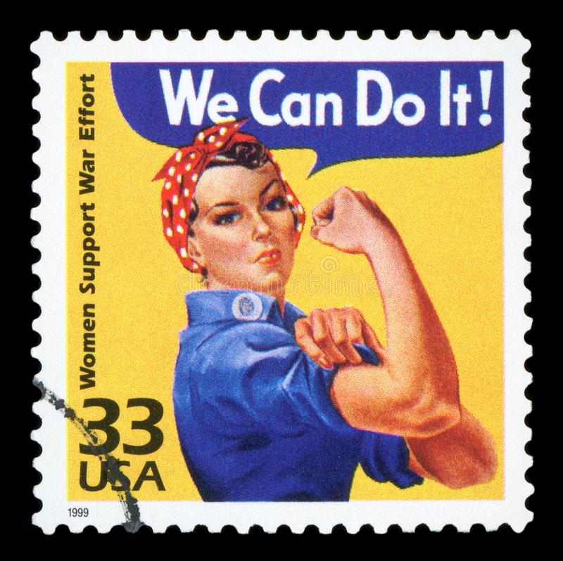 US Postage stamp stock photography