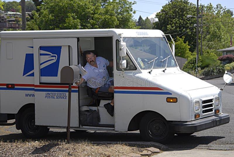 us postal service stock photography